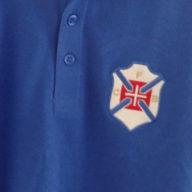 Polo Azul Royal Criança