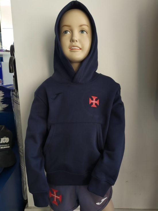 camisola capuz azul escuro crianca1