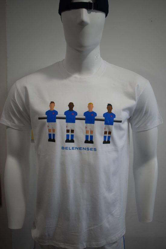 T-Shirt Branca Matraquilhos