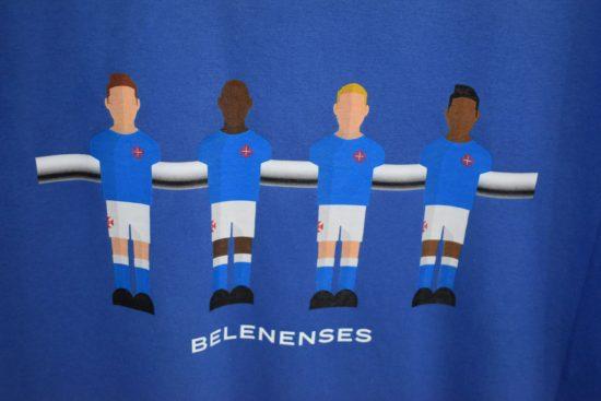 T-Shirt Azul Matraquilhos